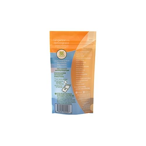 GrabGreen порошок (мандарин и лимонная трава) для посудомоечной машины