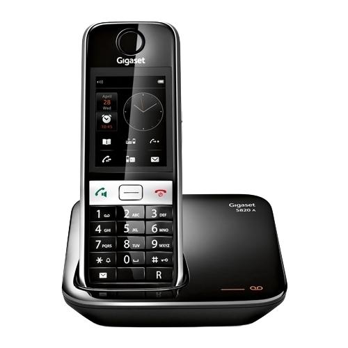 Радиотелефон Gigaset S820A