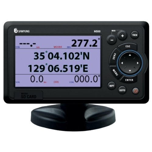 Навигатор SAMYUNG ENC N500R