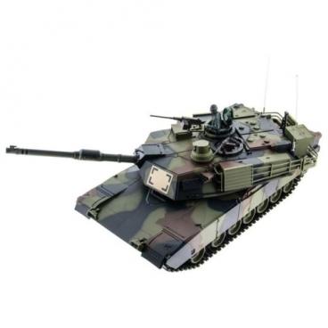 Танк Heng Long M1A2 Abrams (3918-1PRO) 1:16 63 см