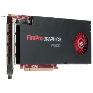 Видеокарта Sapphire FirePro W7000 950Mhz PCI-E 3.0 4096Mb 256 bit