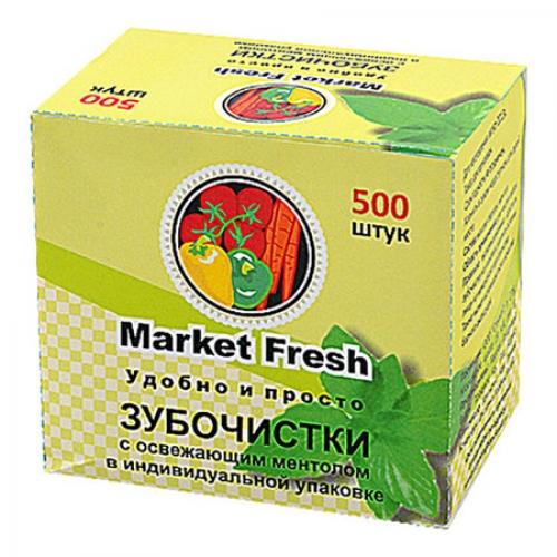 Зубочистки Market Fresh