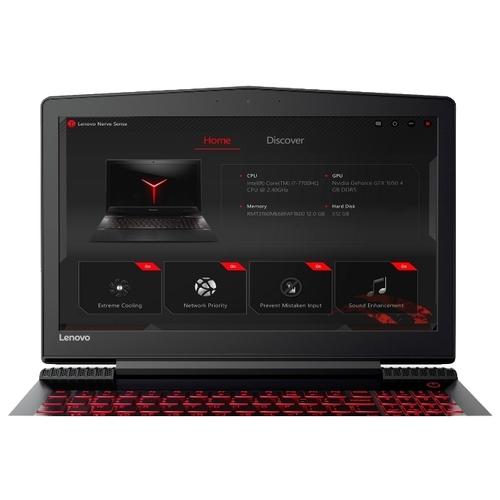 Ноутбук Lenovo Legion Y520