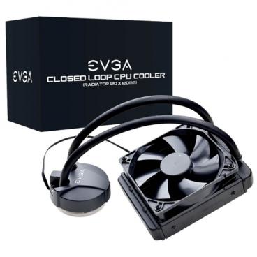 Кулер для процессора EVGA CLC 120 CL11