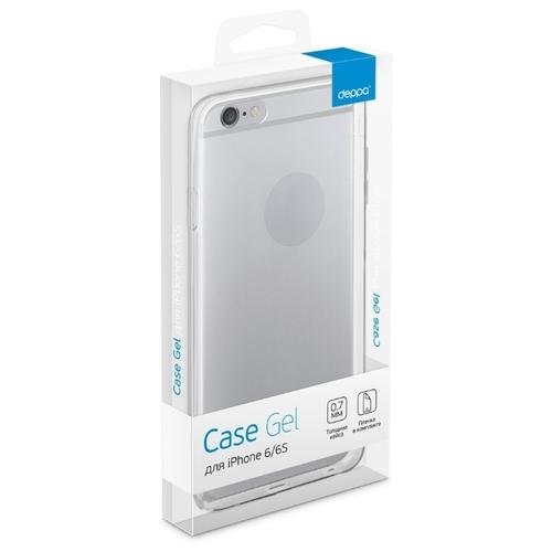 Чехол Deppa Gel Case для Apple iPhone 6/iPhone 6S