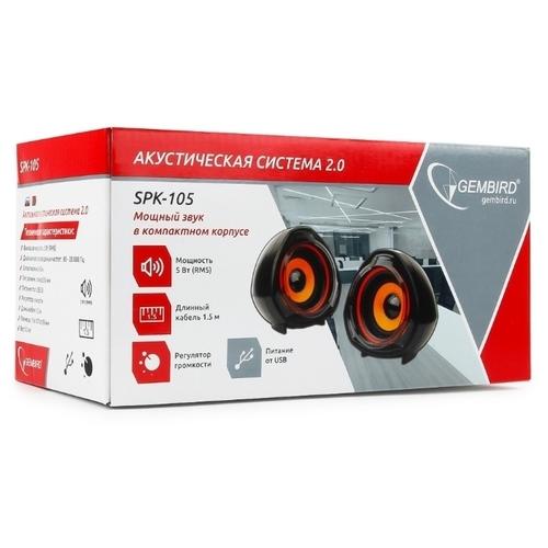 Компьютерная акустика Gembird SPK-105