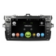 Автомагнитола ROXIMO CarDroid RD-1104D Toyota Corolla E150 (Android 8.0)