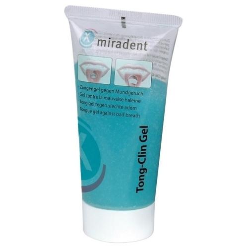 Зубной гель miradent Tong-Clin Gel