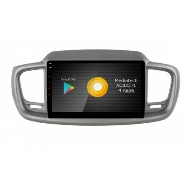 Автомагнитола ROXIMO S10 RS-2317 KIA Sorento 3 Prime (Android 8.1)