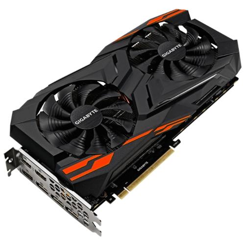 Видеокарта GIGABYTE Radeon RX Vega 64 1276MHz PCI-E 3.0 8192MB 1890MHz 2048 bit 3xHDMI HDCP GAMING OC