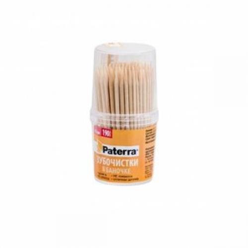 Зубочистки Paterra