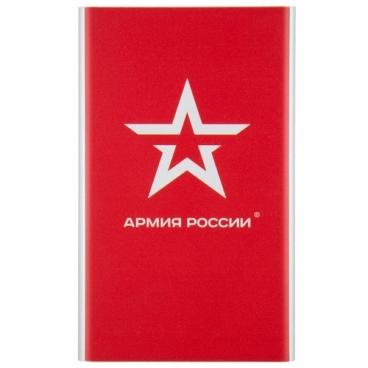 Аккумулятор Red Line J01 Армия России дизайн №9 УТ000016275, 4000 mAh