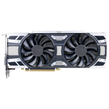 Видеокарта EVGA GeForce GTX 1070 1594Mhz PCI-E 3.0 8192Mb 8008Mhz 256 bit DVI HDMI HDCP SC2 GAMING
