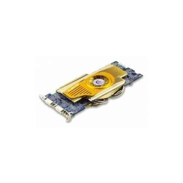 Видеокарта GIGABYTE GeForce 6800 GT 350Mhz PCI-E 256Mb 1000Mhz 256 bit 2xDVI TV Cool