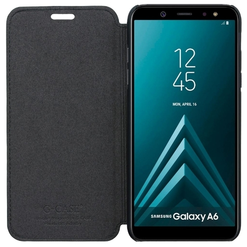 Чехол G-Case Slim Premium для Samsung Galaxy A6 (2018) (книжка)