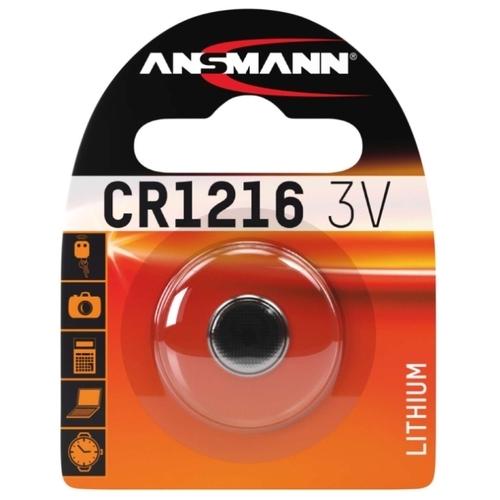 Батарейка ANSMANN CR1216