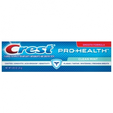 Зубная паста Crest Pro-health clean mint