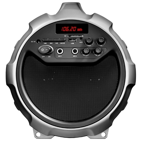 Портативная акустика Ginzzu GM-882B