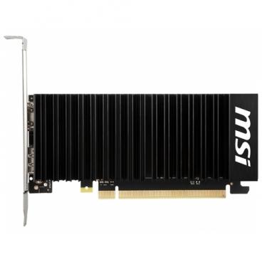 Видеокарта MSI GeForce GT 1030 1189MHz PCI-E 3.0 2048MB 2100MHz 64 bit HDMI DisplayPort HDCP Silent Low Profile OC