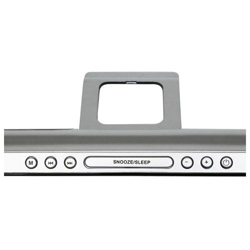 Радиобудильник Max CR-2904W