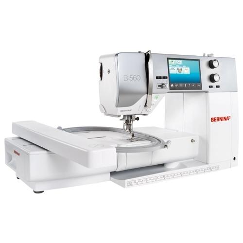 Швейная машина Bernina B 560 c вышивальным модулем