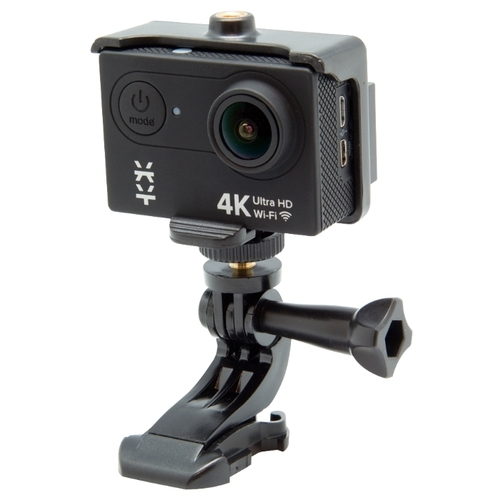Экшн-камера MiXberry LifeCamera UltraHD 4K WiFi (MLC111BK)