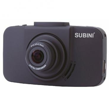 Видеорегистратор Subini X1, GPS