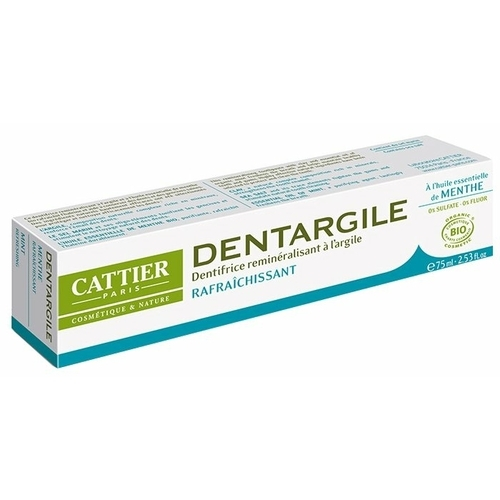 Зубная паста Cattier Дентаржиль Мятная