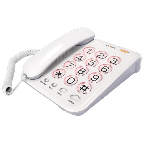 Телефон teXet TX-262