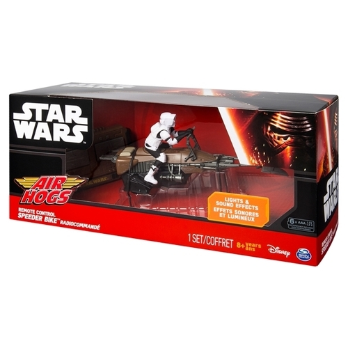 Мотоцикл Spin Master Air Hogs Star Wars (44546)