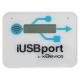Аккумулятор xDevice WiFi Медиацентр iUSBport 2600mAh,