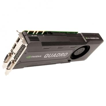 Видеокарта HP Quadro K5000 PCI-E 3.0 4096Mb 256 bit 2xDVI