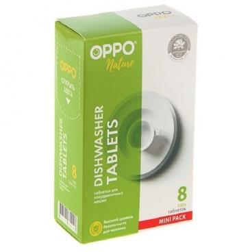 OPPO Nature таблетки для посудомоечной машины