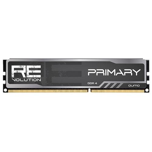 Оперативная память 16 ГБ 1 шт. Qumo ReVolution Primary Q4Rev-16G2800P16Prim