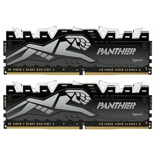 Оперативная память 8 ГБ 2 шт. Apacer PANTHER RAGE DDR4 2800 DIMM 16Gb Kit (8GBx2)