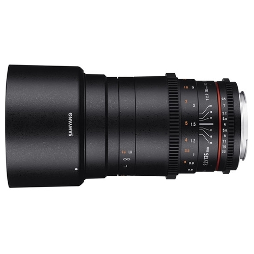 Объектив Samyang 135mm T2.2 ED UMC VDSLR Canon EF