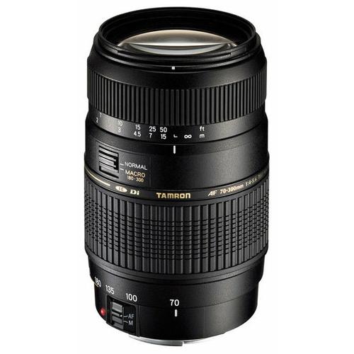 Объектив Tamron AF 70-300mm f/4-5.6 Di LD MACRO 1:2 (A17) Canon EF