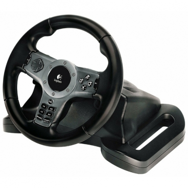 Руль Logitech Driving Force Wireless