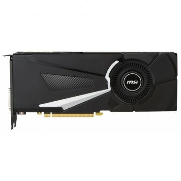 Видеокарта MSI GeForce GTX 1080 1632Mhz PCI-E 3.0 8192Mb 10010Mhz 256 bit DVI HDMI HDCP