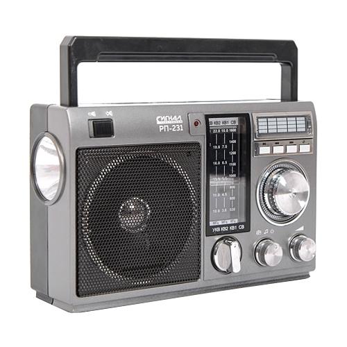 Радиоприемник СИГНАЛ ELECTRONICS РП-231