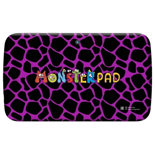Планшет MonsterPad Жираф/леопард