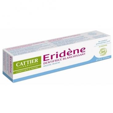 Зубная паста Cattier Эриден отбеливающая для свежего дыхания