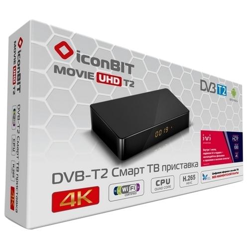 TV-тюнер iconBIT Movie UHD T2