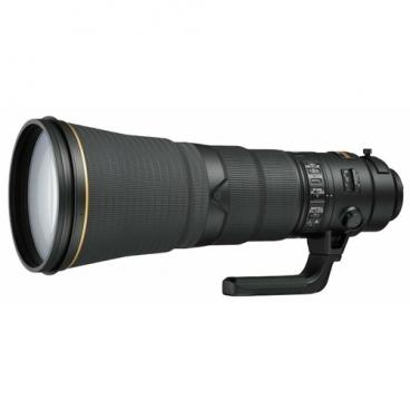 Объектив Nikon 600mm f/4E FL ED VR AF-S Nikkor