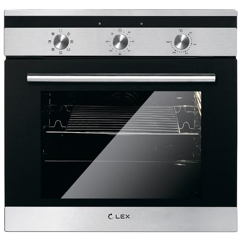 Электрический духовой шкаф LEX EDM 070 IX