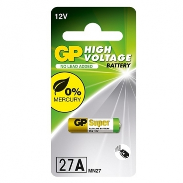 Батарейка GP High Voltage 27A
