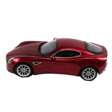 Легковой автомобиль Rastar Alfa Romeo 8C (25910) 1:14 30.6 см
