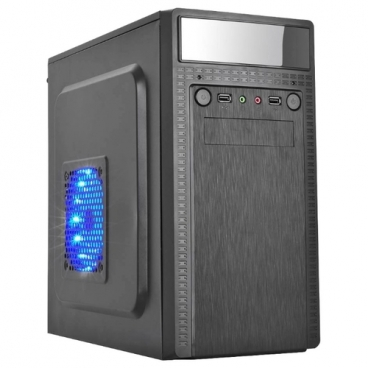 Компьютерный корпус 3Cott M1511 400W Black