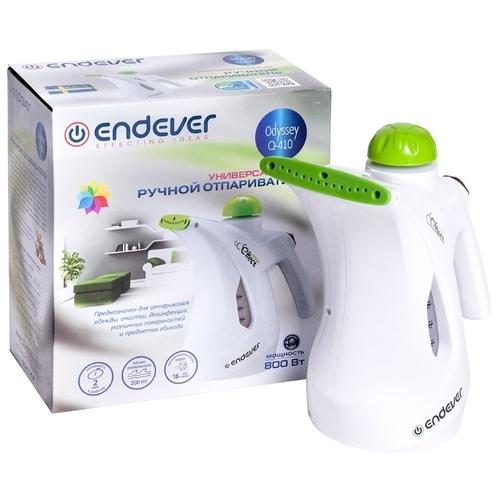 Отпариватель ENDEVER Odyssey Q-410/Q-411/Q-412/Q-413
