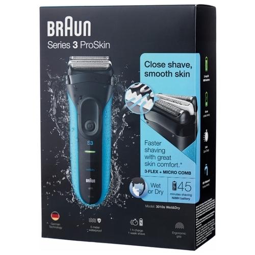 Электробритва Braun 3010s Series 3
